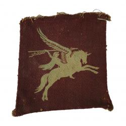 copy of Title, British Airborne, Printed