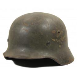 Helmet, M40, Luftwaffe