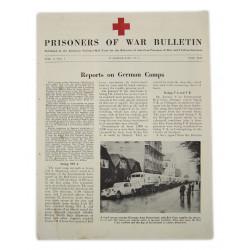 Bulletin, American Prisoners of war, May 1945