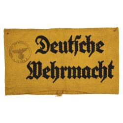 Armband, Deutsche Wehrmacht