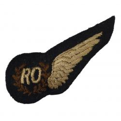 Brevet d'observateur, Royal Air Force, RAF