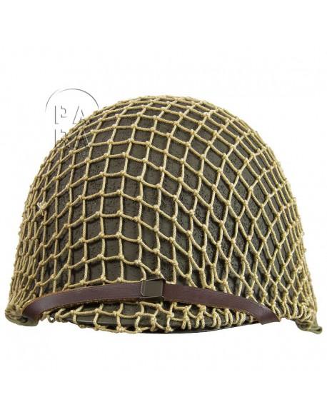 Helmet, US type, complete
