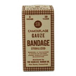 Bandage, Gauze, Camouflage, 1944