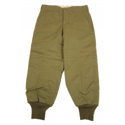 Trousers, Kersey Lined, Plain Type, M-1941, Arctic / Tanker