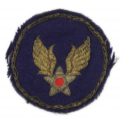 Patch, US Army Air Forces, Felt and Bullion