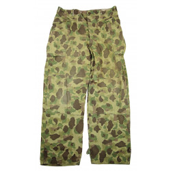 Trousers, HBT, Camouflaged, US Army, 36 x 31