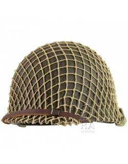 Helmet, US type, complete, eco