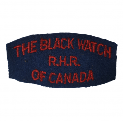 Title, Glengarrians, Canada