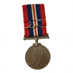 Defence Medal, British, 1939-1945