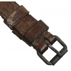 Strap, leather, German, Cavalery