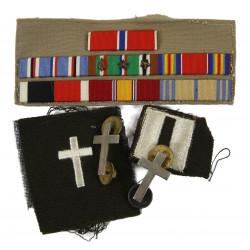Set, Insignia, Chaplain