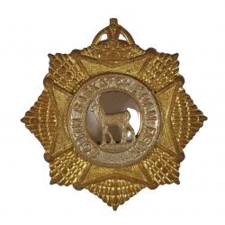 Cap Badge, Queen's Own Cameron Highlanders of Canada, Dieppe, Normandie