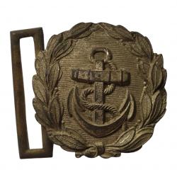 Boucle de ceinturon, Ordnungspolizei, officier
