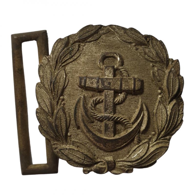 Boucle de ceinturon, Kriegsmarine, officier administratif