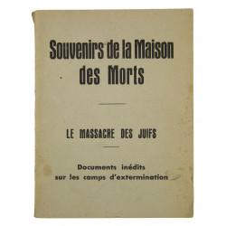 Historical Booklet, Souvenez-vous !, 1945