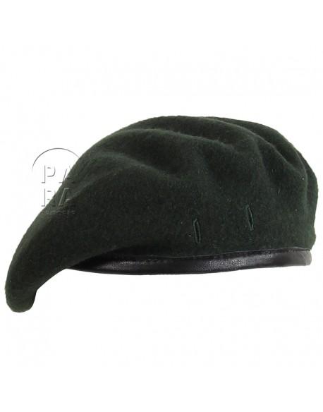 Beret, green, commando