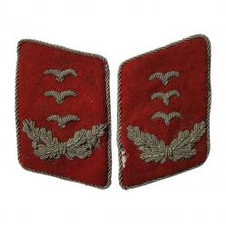 Sleeve Rank Insignia, LW, Fallschirmjäger, Oberfeldwebel