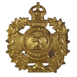 Cap Badge, The Westminster Regiment, Italie & Hollande, W. Scully Ltd., Montréal