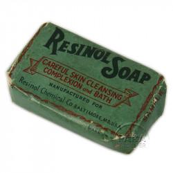Soap, Resinol