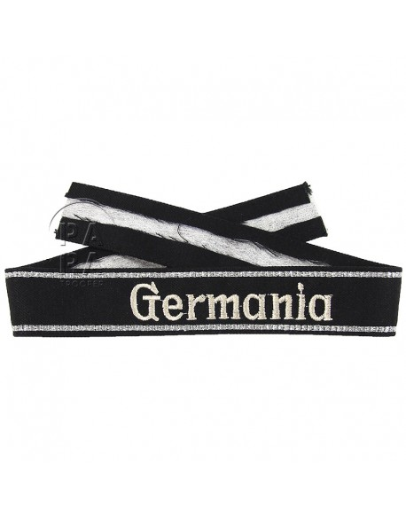 Cuff Tittle, Germania, embroidered