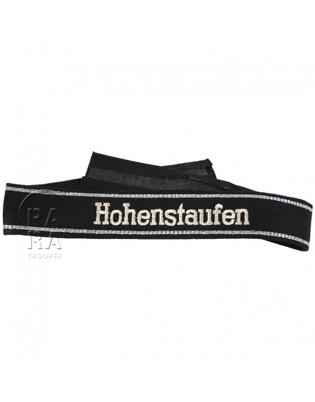Cuff Tittle, Hohenstaufen, embroidered