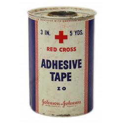 Rouleau de sparadrap médical, American Red Cross, Johnson & Johnson