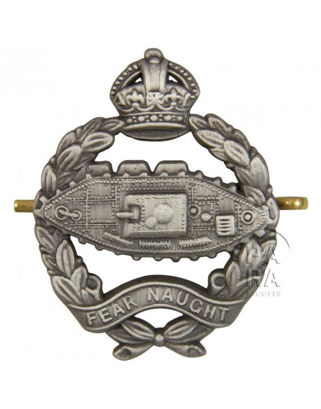 Cap Badge, Royal Tank Regiment