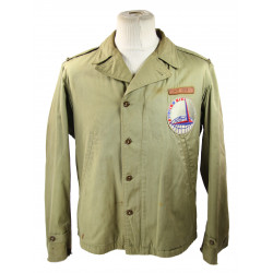 Jacket, Field, M-1941, USAAF, Named