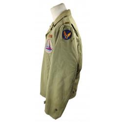 Jacket, Field, M-1941, USAAF, Named