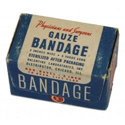Bandage, Gauze