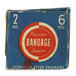 Bandage, Gauze, Valentine Laboratories, Inc.
