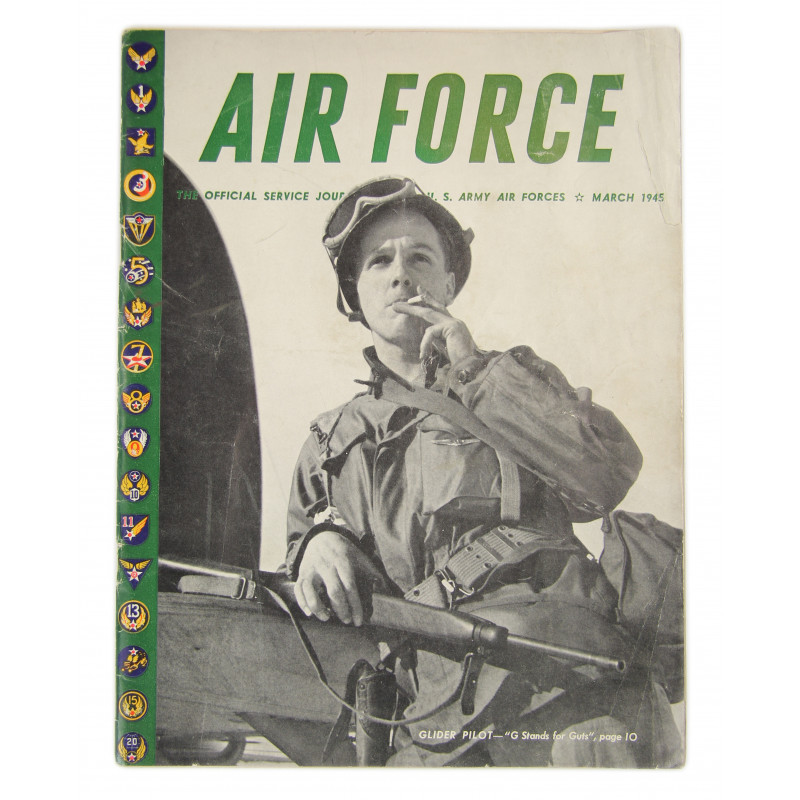 Magazine, Air Force, March 1945