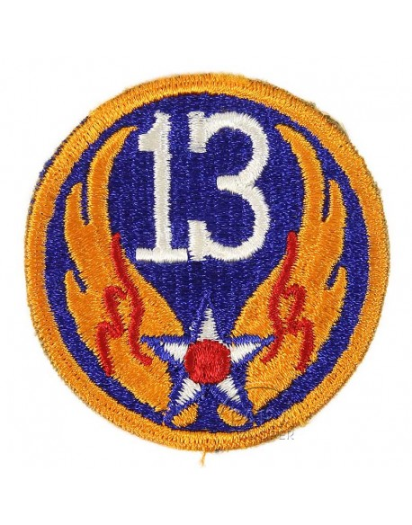 Patch, 13th US Air Force