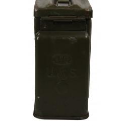 Case, Tin, Ammunition, Cal .30, S. F. LTD