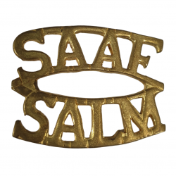 Title, South African Air Force