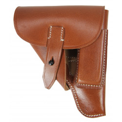 Holster Walther PPK, 7,65, brun