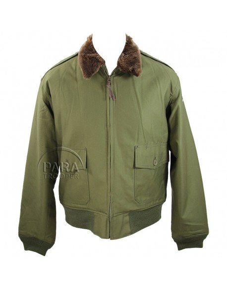 Jacket, Flight, B-10, USAAF