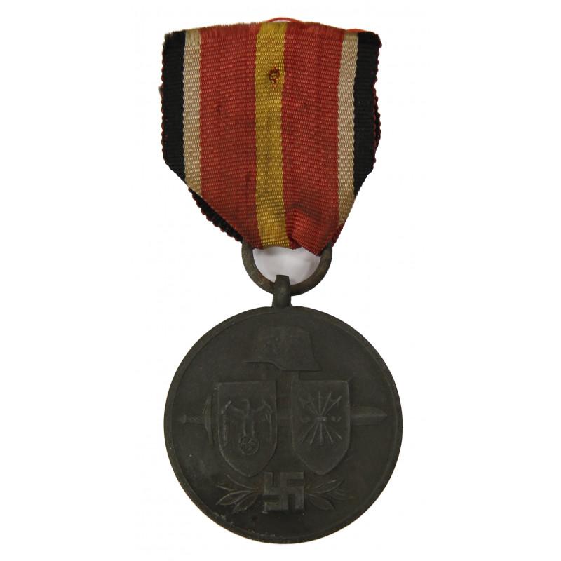 Medal, Spanish volunteers division in Russia
