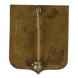 Distinctive Insignia, 47th Inf. Rgt., 9th ID, Durocharm