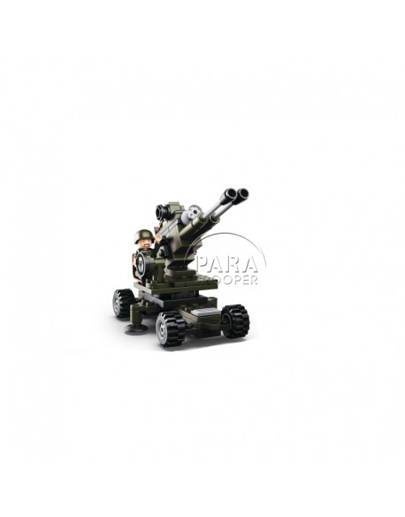 Canon anti-aérien, Lego