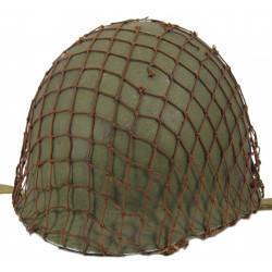 Filet de casque maille moyenne