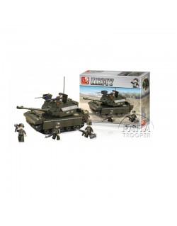 Heavy Tank lego