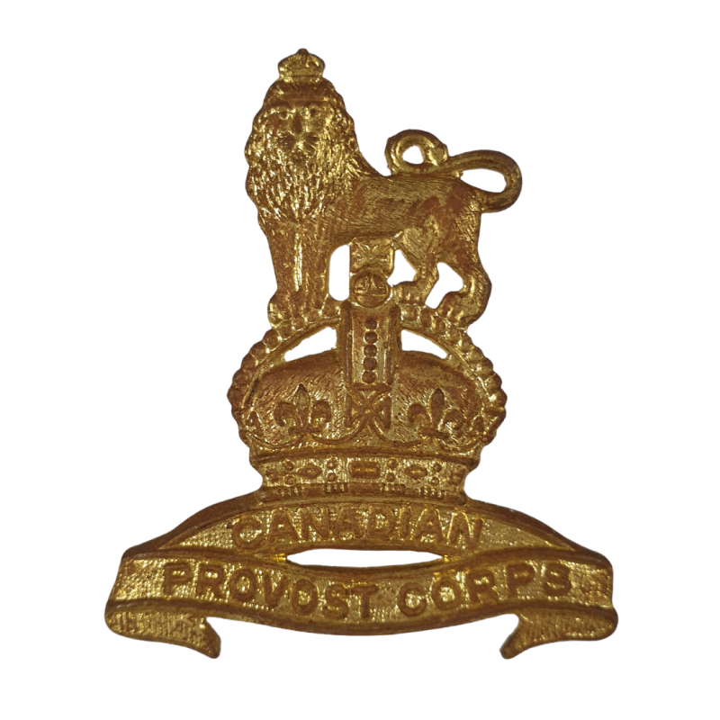 Badge, Cap, Canadian Provost Corps