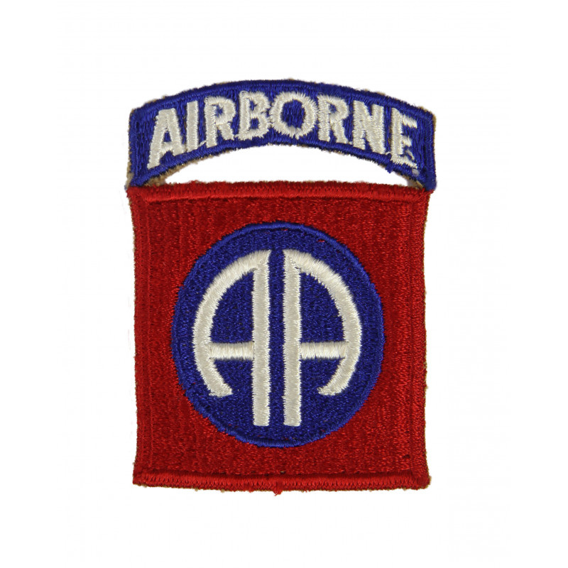 Patch, 82nd Airborne Division, Snowback