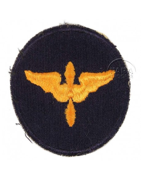 Patch, Aviation Cadet, USAAF (black)