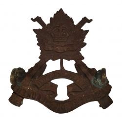 Badge, Cap, Les Voltigeurs de Québec, W. Scully Ltd., Montreal