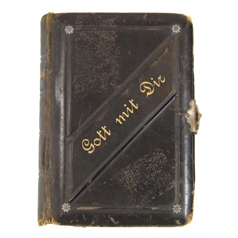 German Bible, Gott mit dir, 1886
