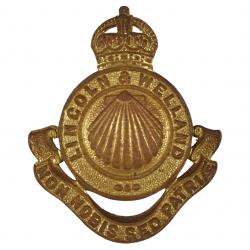 Badge, Cap, XII Manitoba Dragoons, Normandy & Holland
