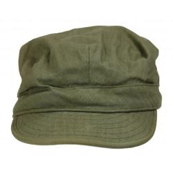 Cap, M-1943, HBT (Herringbone Twill)