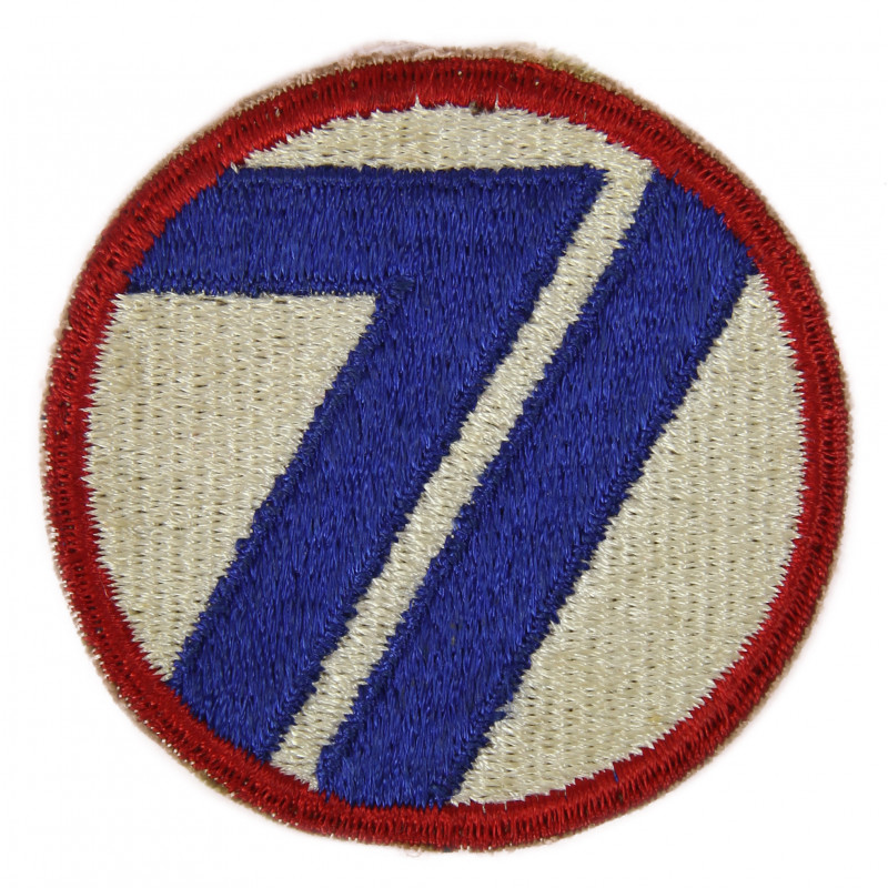 Patch, 71st Infantry Division
